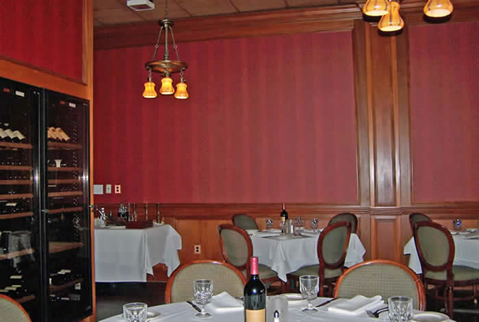 blackstone steakhouse restaurant
