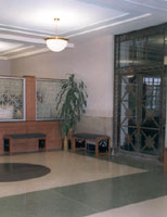 Photograph of the ST of CT Consumer Action Center lobby