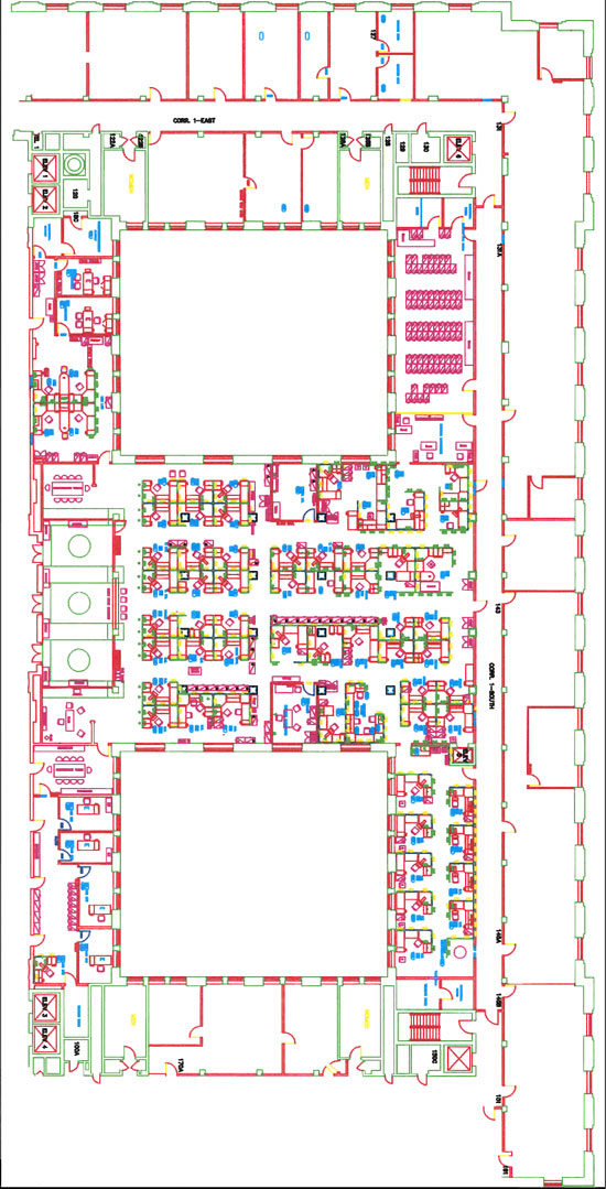 State of Connecticut Dept. of Consumer Protection Floor Plan