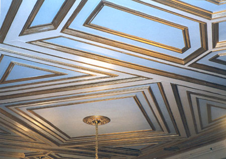 Hartford Club Ceiling After