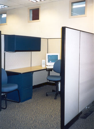 Central Connecticut State University Work Station